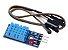 Módulo Sensor de Umidade e Temperatura DHT11 + Jumpers - Imagem 1