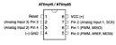 Microcontrolador ATtiny85 - Imagem 2