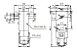 Motor DC Caixa de Redução e Eixo Duplo - Imagem 3