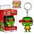 Chaveiro Pop! Keychain: TMNT - Raphael - Imagem 1