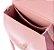 Bolsa Saddle Petite jolie PJ4653  J-lastic  Rosa clarinete - Imagem 3