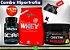 Combo Hipertrofia Muscular - Whey 907g + BCAA 60 caps + Creatina 20 doses - Grátis Coqueteleira - Imagem 1