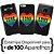 Capinha Love Arco-iris - Black - Imagem 1