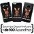 Capinha York Terrier - Black - Imagem 1