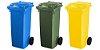 Contentor de Lixo de 240 Litros C/ Pedal - Imagem 3