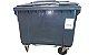 Pedal para contentor de 1.100L - Power Bear - Imagem 2