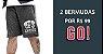 COMBO - 2 BERMUDAS POR R$ 99 - Imagem 1