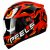 Capacete Peels Icon Maus Vermelho com Preto - Imagem 4