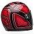 Capacete Bell Bullitt Ryder Gloss Red - Imagem 4