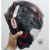 Capacete Bell Star TriMatrix Pace Black/ Red - Imagem 5