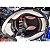 Capacete Zeus 811 Evo Top Gun Solid Black Al28 Preto e Vermelho - Imagem 5