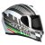 Capacete Axxis Eagle Italy White - Imagem 1