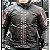 Jaqueta Motociclista Forza City Rider Summer Preto/ Vermelha - Imagem 8