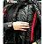 Jaqueta Motociclista Forza City Rider Summer Preto/ Vermelha - Imagem 7