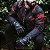 Jaqueta Motociclista Forza Textile Mugello Racing Preto/ Vermelho - Imagem 1