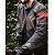 Jaqueta Motociclista Forza Textile Mugello Racing Preto/ Vermelho - Imagem 2