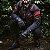 Jaqueta Motociclista Forza Textile Mugello Racing Preto/ Vermelho - Imagem 3