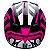 Capacete Bell Qualifier DLX Impulse Pink - Imagem 2