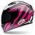 Capacete Bell Qualifier DLX Impulse Pink - Imagem 1