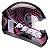 Capacete Peels SPIKE 3D Preto e Camaleão - Imagem 1