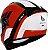 Capacete MT SV Blade 2 Plus Red (Com viseira Solar) - Imagem 3