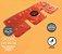 Bolsa de Gel para Compressas Clic Pac Calor Instantâneo - Cervical - Imagem 2