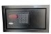 Cofre Médio Eletrônico Cadastra Até 7 Usuários Mod. Office Black  - Imagem 2