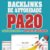Comprar 20 Backlinks Dofollow Com Da20 - Imagem 1
