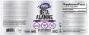 Beta Alanine 750mg | 120 cápsulas - Now - Imagem 2