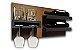 Adega de Parede Porta taças 60cm x 30cm Tabaco Fosco - Imagem 3