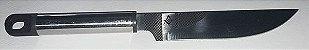 Kit Churrasco 3 peças em Aço Inox com Maleta  - Gravados Esquadro e Compasso - Imagem 4