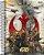 CADERNO STAR WARS O FILME CAPA DURA 1X1 96 FLS - Imagem 1