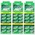 Lâmina de Barbear Masterbarba (Aço)  - 3 Cartelas com 50 Lâminas (150 lâminas) - Imagem 1