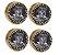 Pack Pomadas Modeladoras Black Fix Efeito Matte (150g) - Escolha a Quantidade: 4, 6 ou 8 Unidades - Imagem 1
