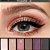 Paletas de Sombra Focallure 6 Cores - Imagem 4
