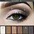 Paletas de Sombra Focallure 6 Cores - Imagem 1