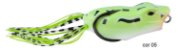 Isca Albatroz Pop Frog Xy-37 5cm 12g - Imagem 1