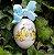 Ovo de Páscoa Bunny ilustritto (Personalizado) - Imagem 2
