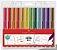 Conjunto Canetas Fine Pen Colors Faber Castell - 12 Cores Feitas Por Voce - Imagem 2