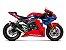 Ponteira Akrapovic carbono - Honda CBR 1000 RR (21'- ). - Imagem 1