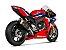 Ponteira Akrapovic carbono - Honda CBR 1000 RR (21'- ). - Imagem 3