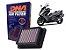Filtro de Ar Esportivo DNA YAMAHA T-MAX 500 (10~16) - Imagem 1
