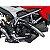 Protetor em carbono - ducati Hypormotard (13~15) - Imagem 2