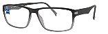 Armação para óculos de grau Zeiss ZS-20002 F222 55 - Imagem 1