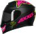 CAPACETE AXXIS EAGLE MC16 CELEBRITY EDITION BY MARIANNY PRETO FOSCO - Imagem 2