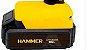 Bateria da Parafusadeira/Furadeira HAMMER 20V/1500MAH GYPLI-200 - Imagem 1