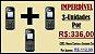 KIT Celular Dual Chip LG B220 Desbloqueado 32MB Rádio FM 03 Unidades - Imagem 3