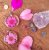 Pingente de florzinhas naturais - Imagem 6