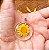 Pingente de florzinhas naturais - Imagem 2