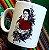 Caneca Frida Kahlo e passáro - Imagem 1